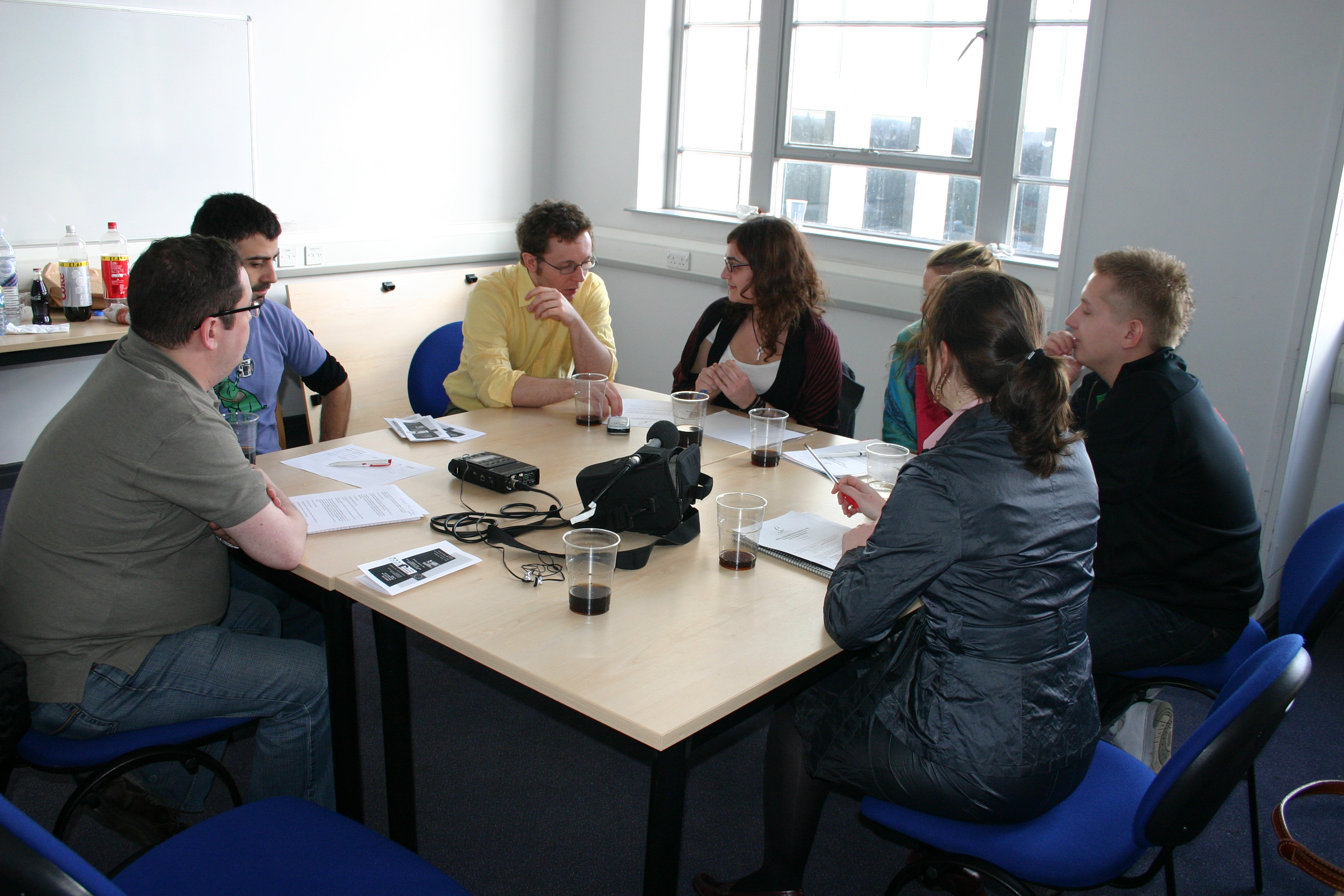 Focus Group on ICTs and European Mobility