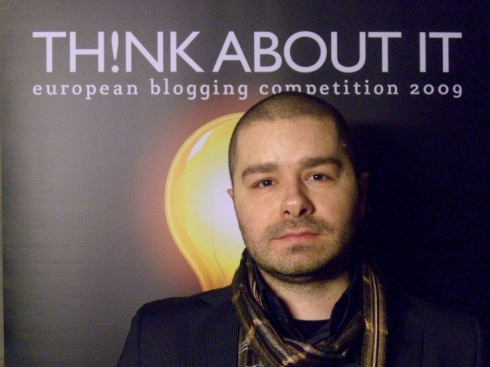 The bloggers, all individually invited and registered, are asked to cover, report, critique and debate on campaign issues and candidates. The goal is to get Europeans to TH!NK ABOUT IT and to express their views on Europe.
