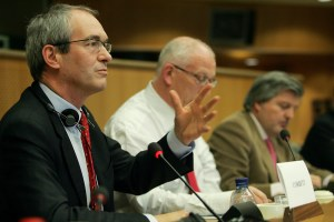 Leeds Euro MP Richard Corbett